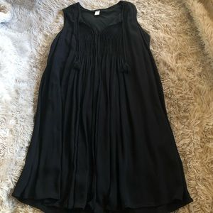 Dress black, size L Old Navy